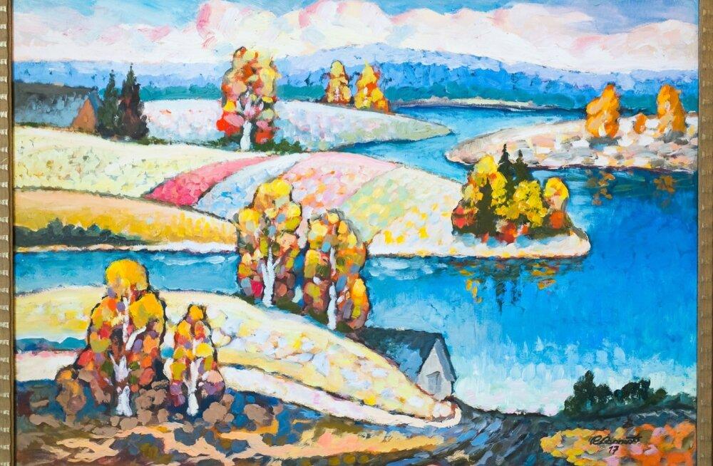 Rein Raamatu maalides on seda, millest viiekümnendatel Eestis ei räägitud