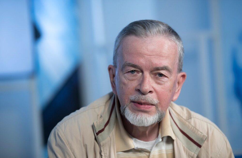 Ajakirjanik Vjatšeslav Ivanov