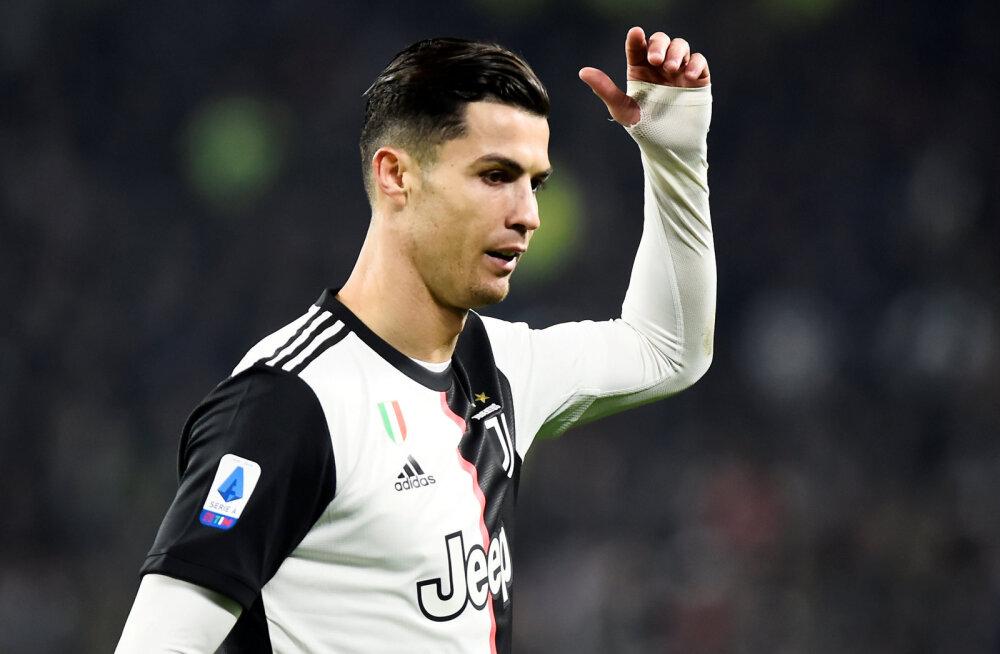 Saaga jätkub: meeskonnakaaslased ootavad Cristiano Ronaldolt oma käitumise eest vabandust
