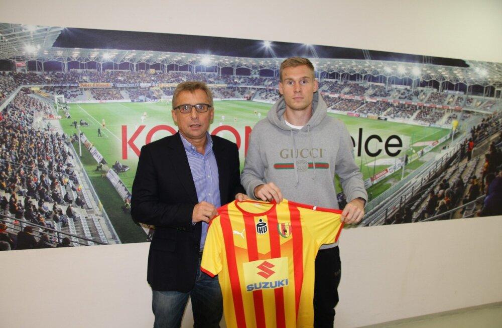 Joonas Tamm liitub Poola kõrgliigaklubiga