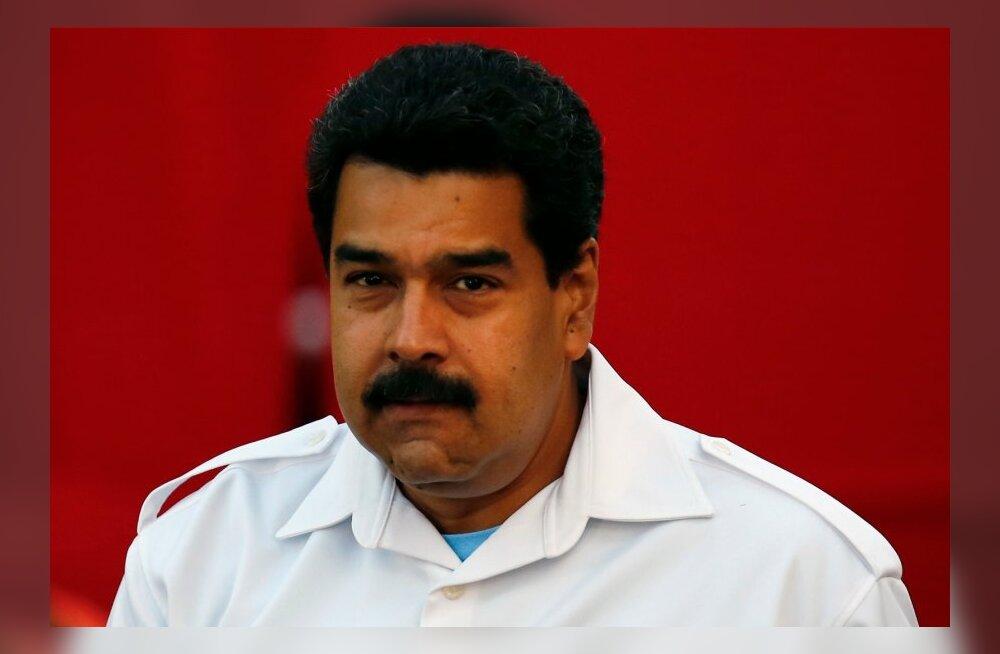 Venezuela president kavandab rahukonverentsi protestide lõpetamiseks