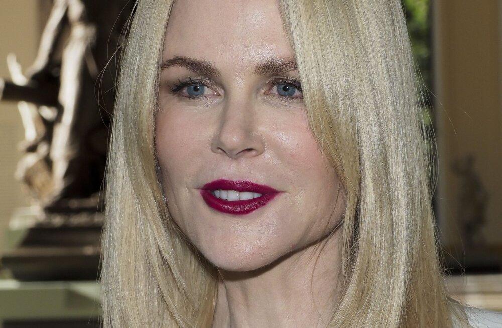 Parem hilja kui mitte kunagi! Lõpuks ometi täitus Nicole Kidmani üks pikaaegseid unistusi