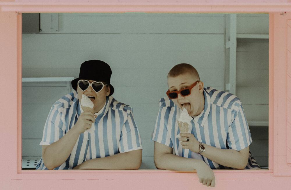 """Clicherik & Mäx andsid välja uue videosingli """"Käed üles"""" ja esinevad sel reedel Eesti Hip-Hop Festivalil"""