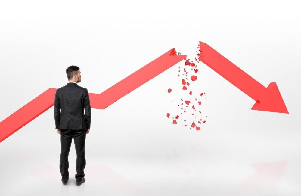 Just nagu mustkunst: võlgades firmad haihtusid politseinike ja maksuametnike silme all