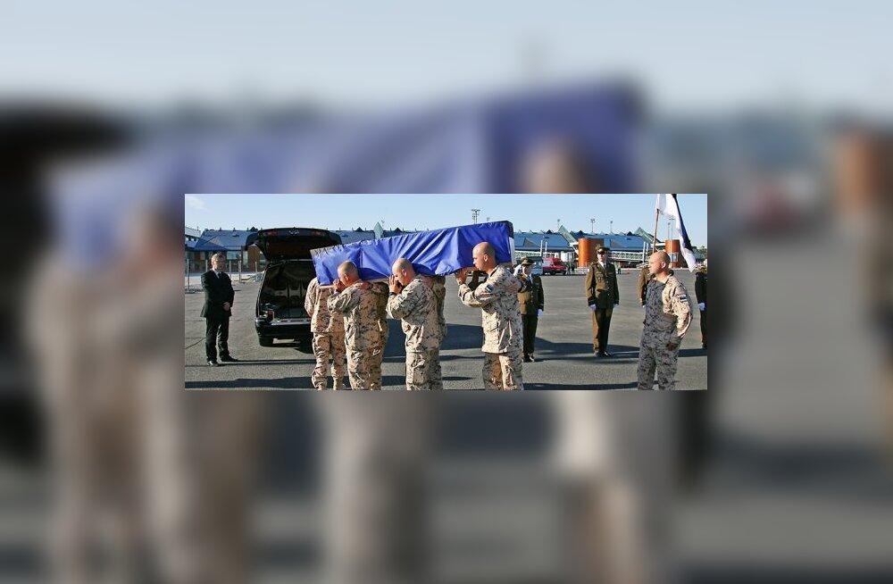 JUHTKIRI: Hukkunud sõdur ei tee meid vabaks
