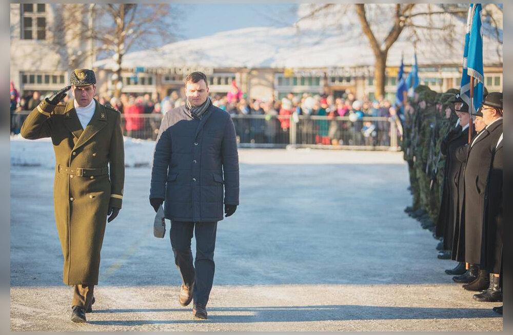 MEIE MAA   Saaremaa soovis Eestile õnne sünnipäevaks