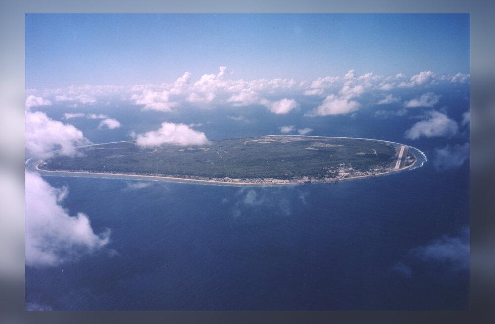 Nauru: tõelisest fosforiidimullist paarikümne aastaga pankrotistunud riigiks