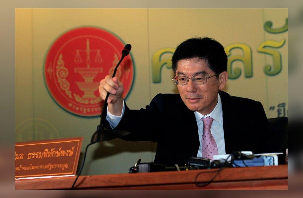 Tai konstitutsioonikohus kuulutas veebruaris toimunud valimised kehtetuks