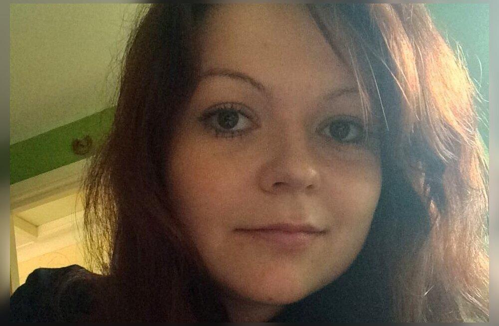 The Sun: Julia Skripal viibib relvastatud kaitse all Briti sõjaväebaasis