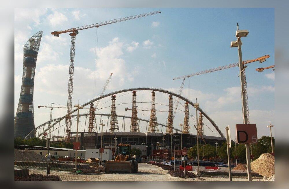 Khalifa staadion, Doha