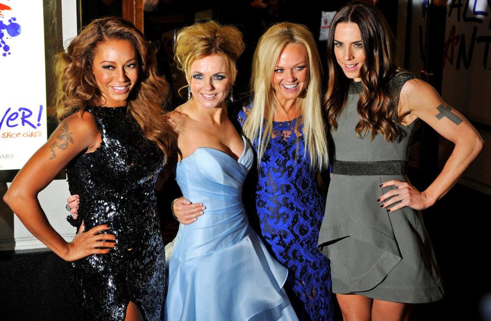 Spice Girlsi seksiskandaal jätkub: lõpuks rääkis lesbisuhtest ka peasüüdlane Geri Halliwell