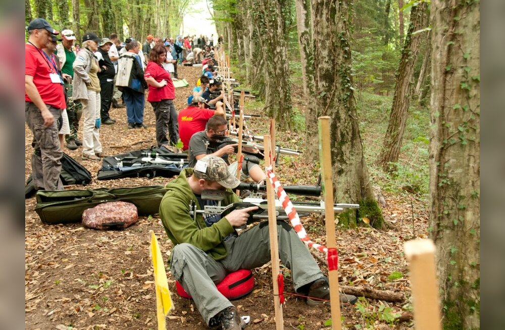 Field-target laskmise MM
