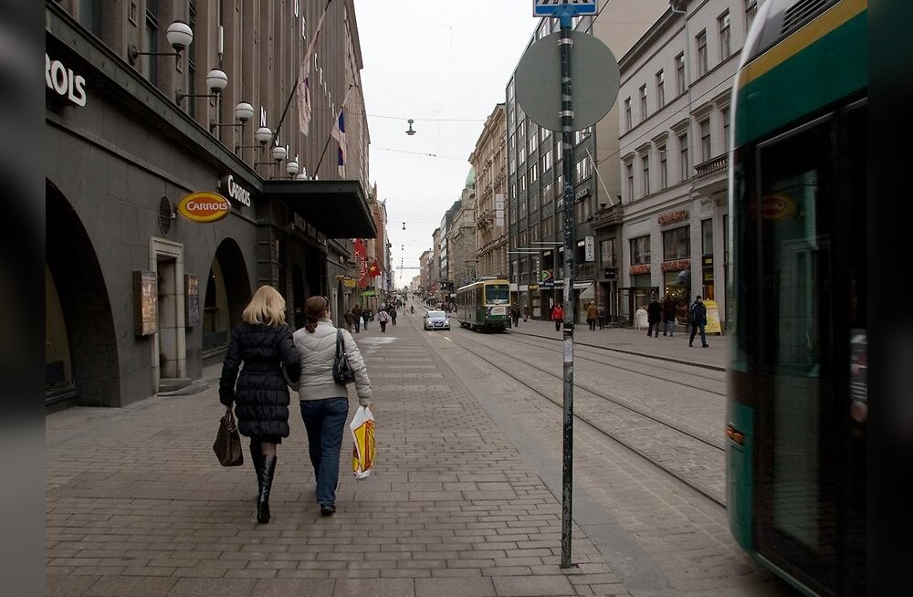 Средняя цена квартир в Таллинне на 70% ниже, чем в Хельсинки