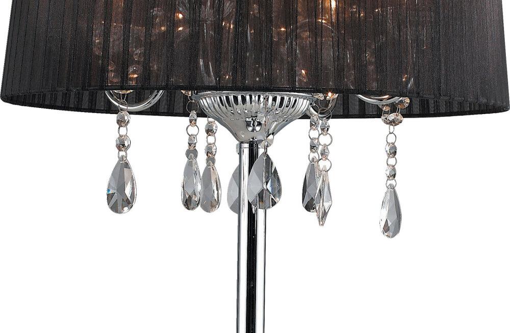 Kas julged kasutada seda luksuslikku laualampi?