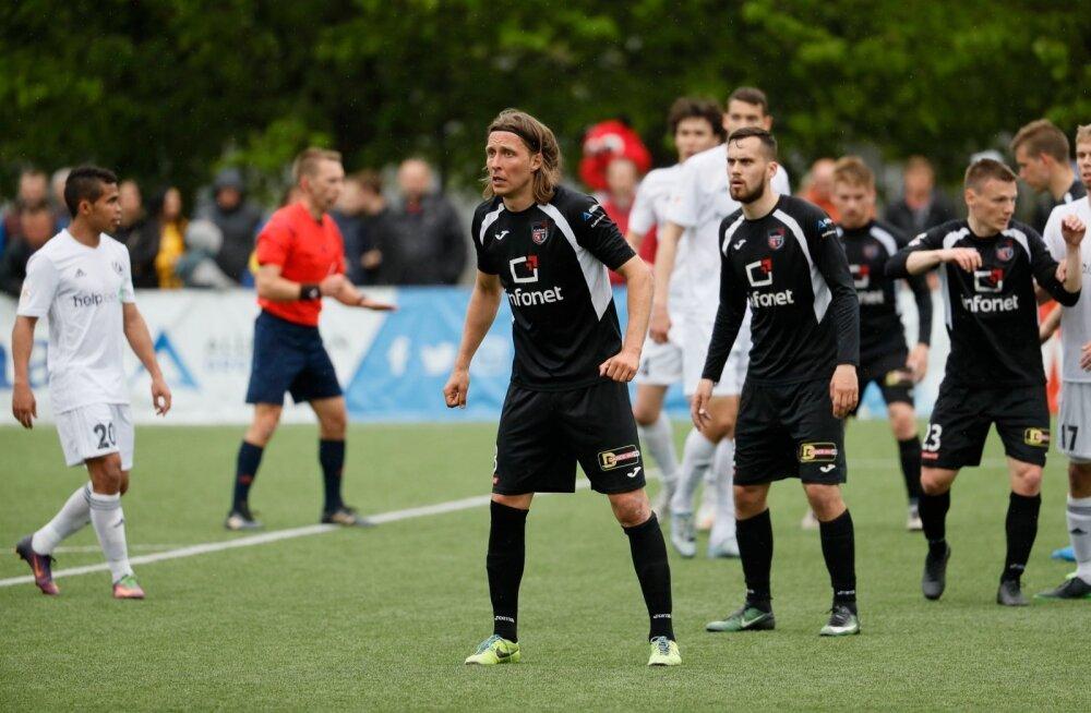 FCI Tallinn vs Nõmme Kalju