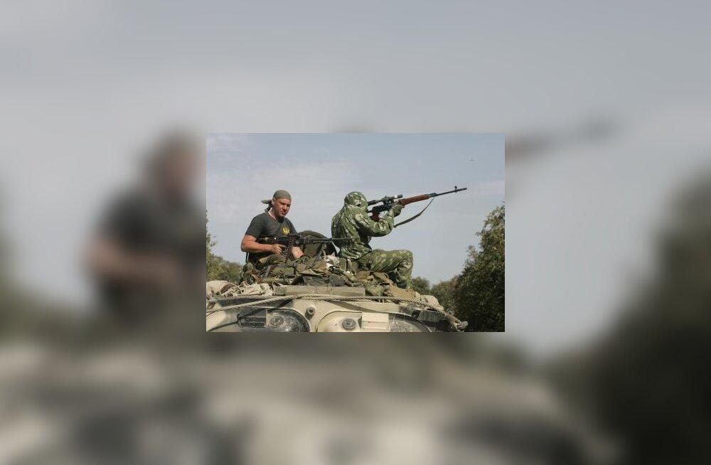 Gruusia, vene sõdur