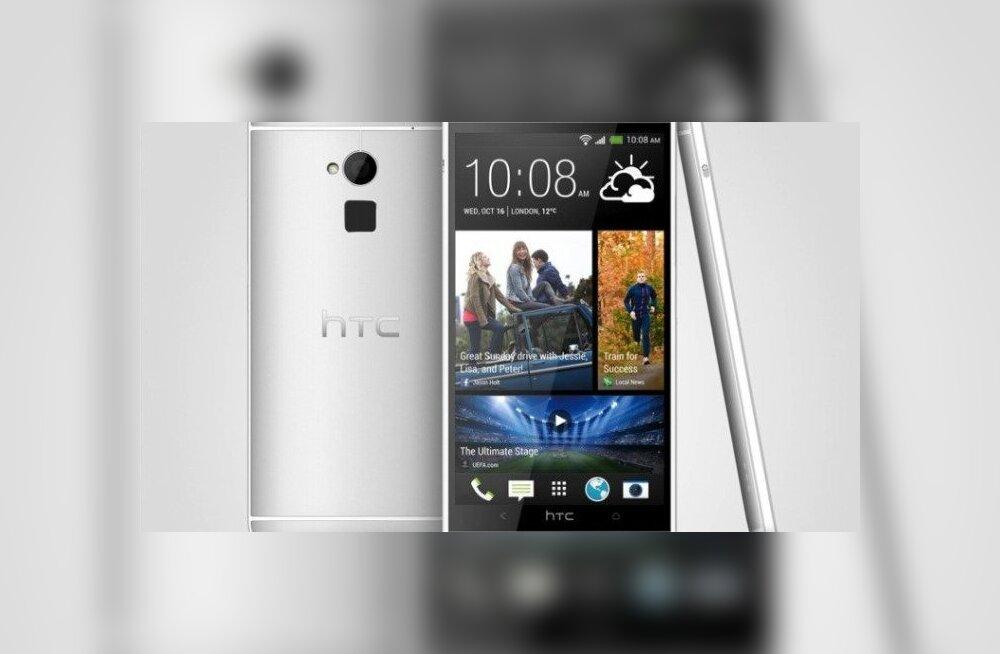 HTC nutitelefon One Max: lõpuks ometi avalikkuse ees