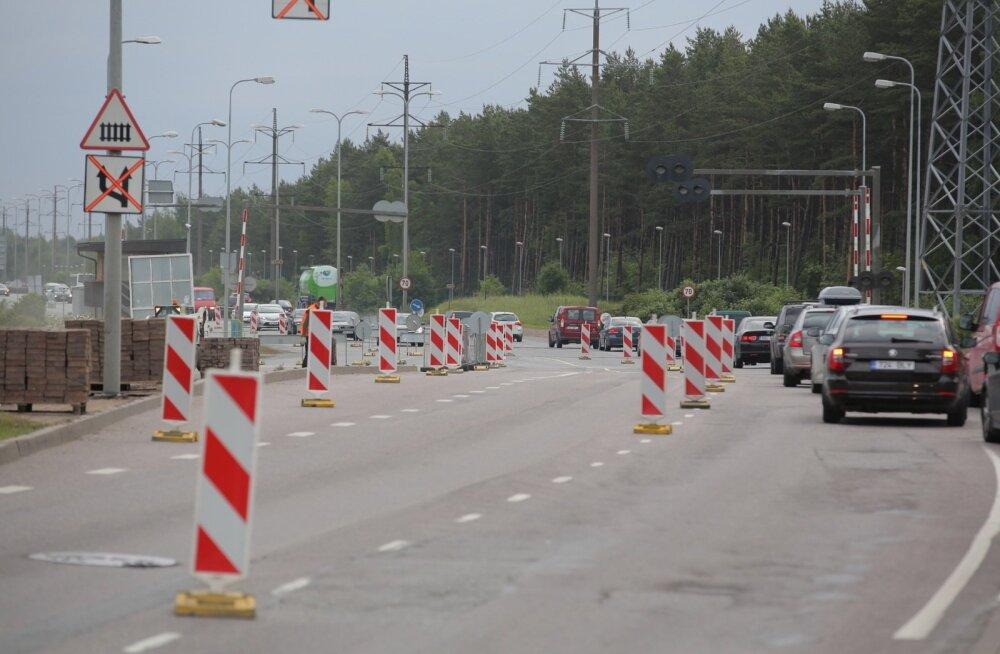 Transpordiamet teatab kolmest ajutistest muudatustest liikluskorralduses ja ühistranspordis