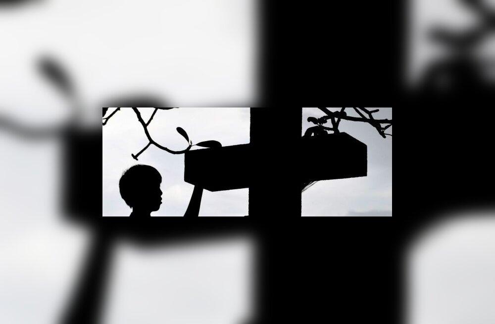 Uskmatud on sama eetilised kui kirikuskäijad