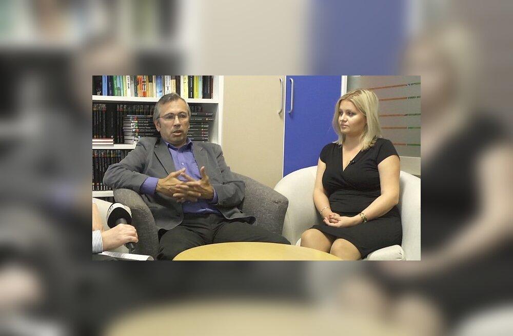 """Дебаты на DELFI: """"Родители в русских школах не должны прятаться за спины учителей"""""""