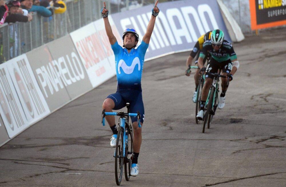VIDEO   Kangert kerkis Tirreno-Adriatico velotuuril 30 parema hulka