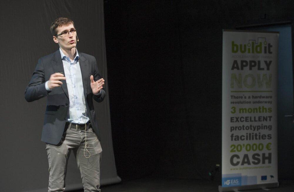 Buildit ärikiirendi ootab kandideerima loomeettevõtteid