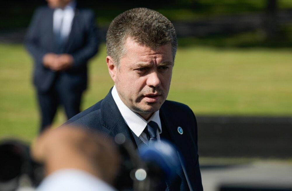 Urmas Reinsalu Helsingis