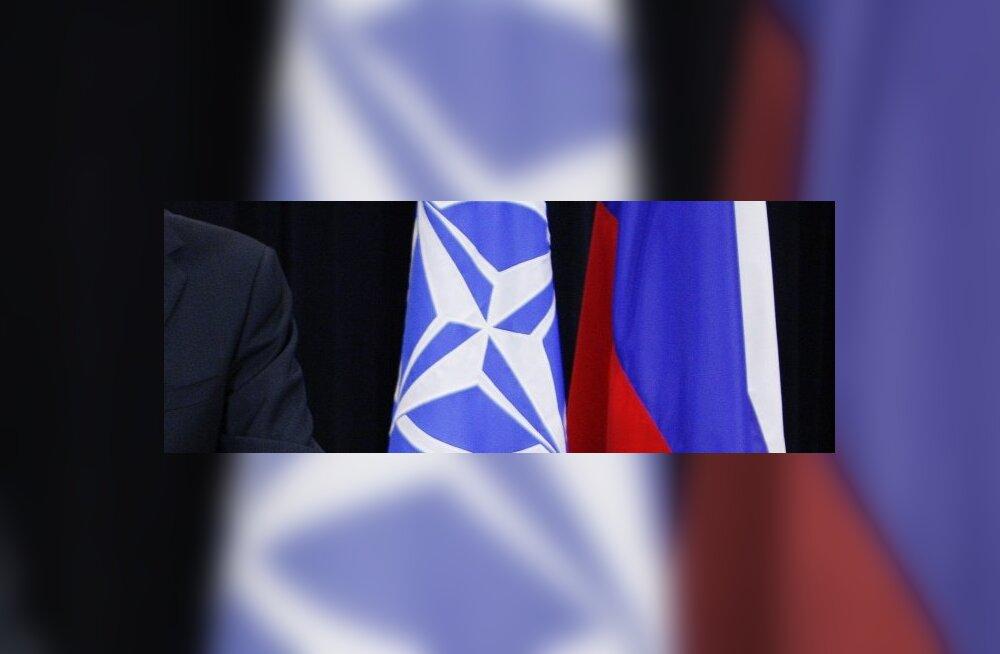 NATO ja Venemaa peavad õhuruumi koostööalgatuse raames ühisõppusi