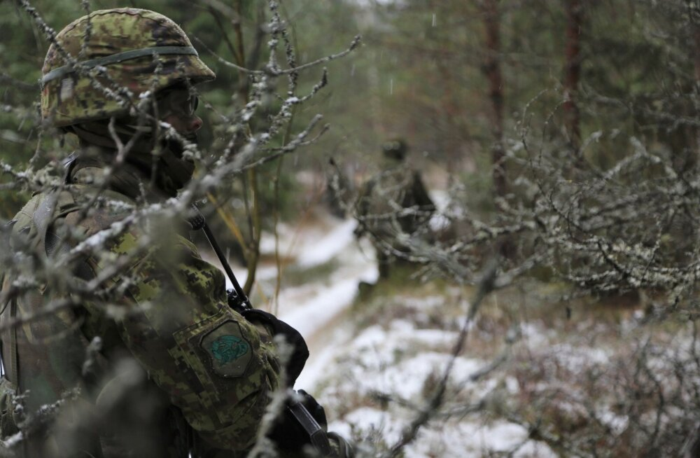 Logistikapataljoni sõdurid lõpetasid nooremallohvitseride kursuse