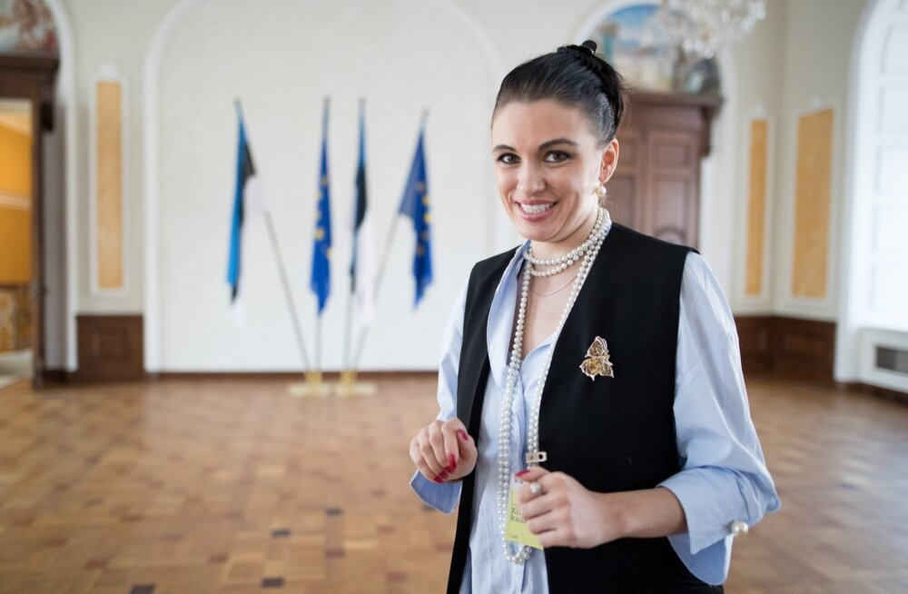 Eelmisel nädalal Tallinnas käinud Olga Litvinenko isa on Peterburi mäeülikooli rektor ja väidetavasti ka Vladimir Putini väitekirja kokkupanija.