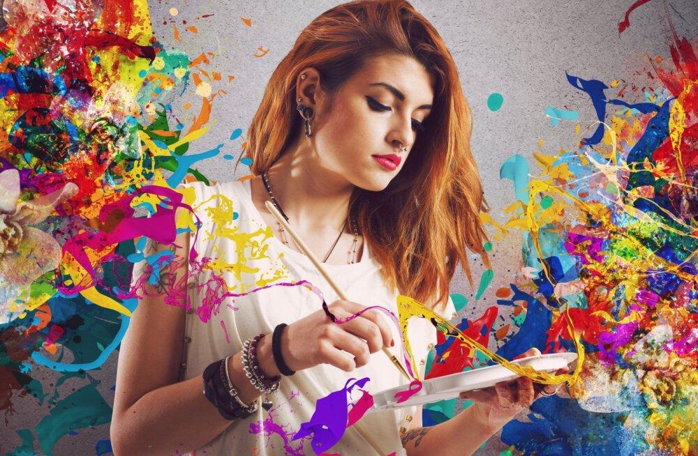 Saa elukunstnikuks: 5 sammu unistuste elu loomiseks