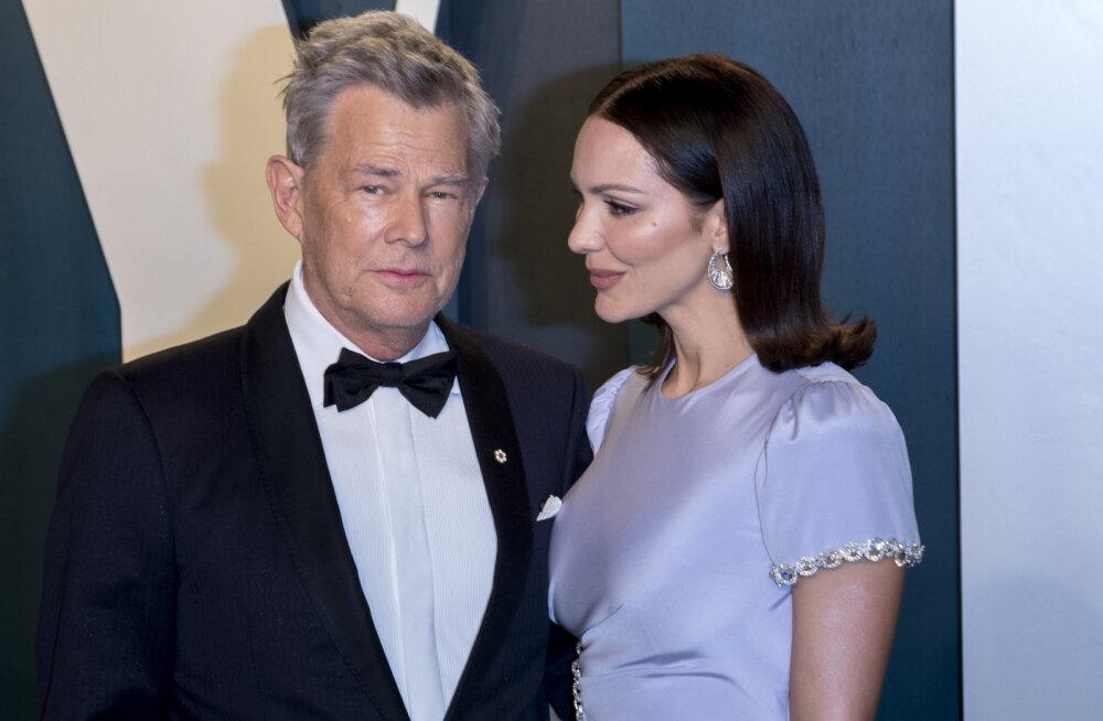 Katharine McPhee avalikustas tegeliku põhjuse, miks ta David Fosteriga abiellus