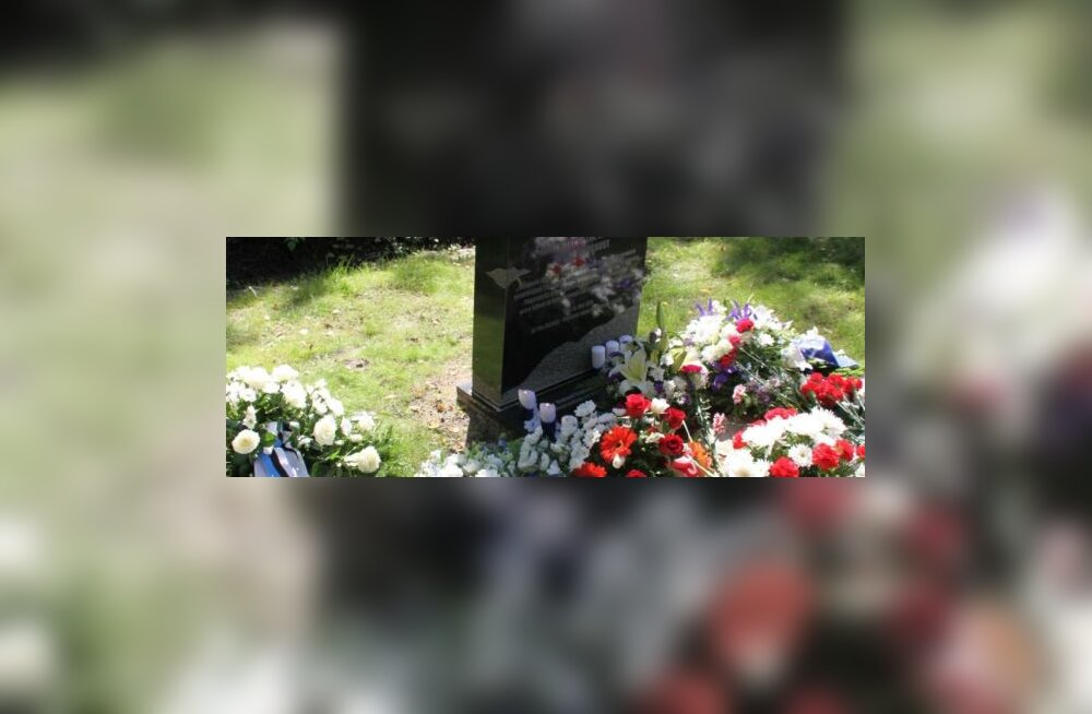 В Эстонии открыты еще 3 маркера в память о жертвах Холокоста