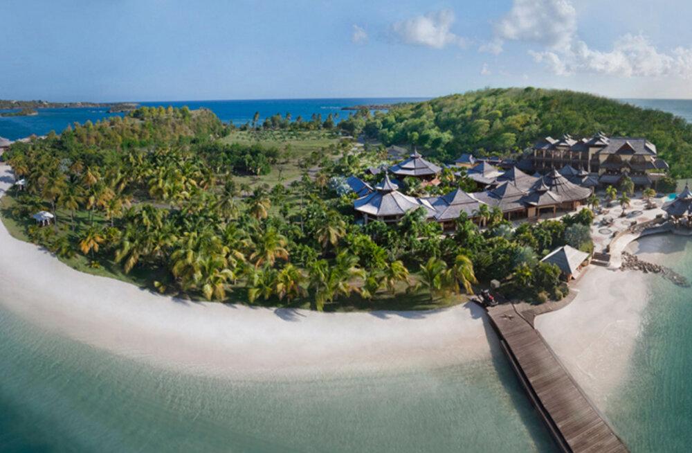 100 тысяч долларов в сутки: открылся самый дорогой курорт в мире