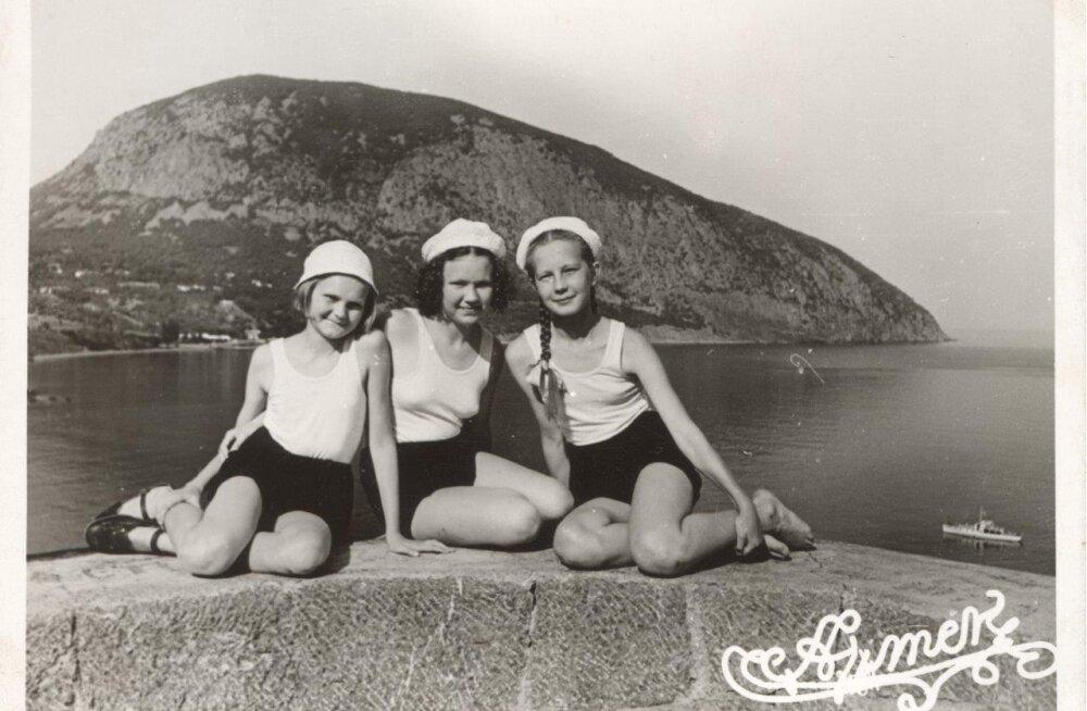 Arteki tüdrukud aastast 1956