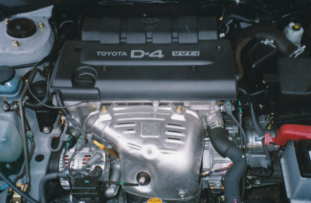 Toyota mootor, diiselmootor