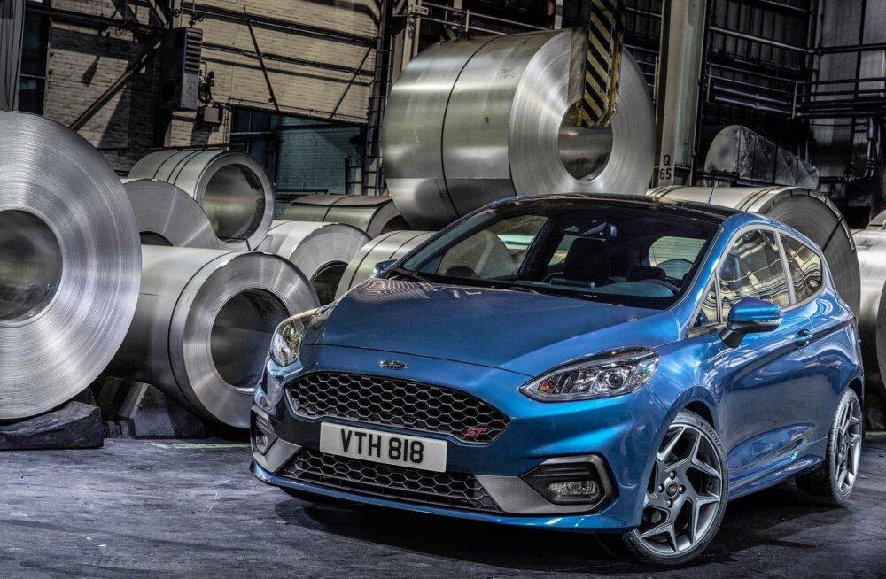 Ford Fiesta ST: kõik, mida praeguseks tuttuuest tulikuumpärast teame