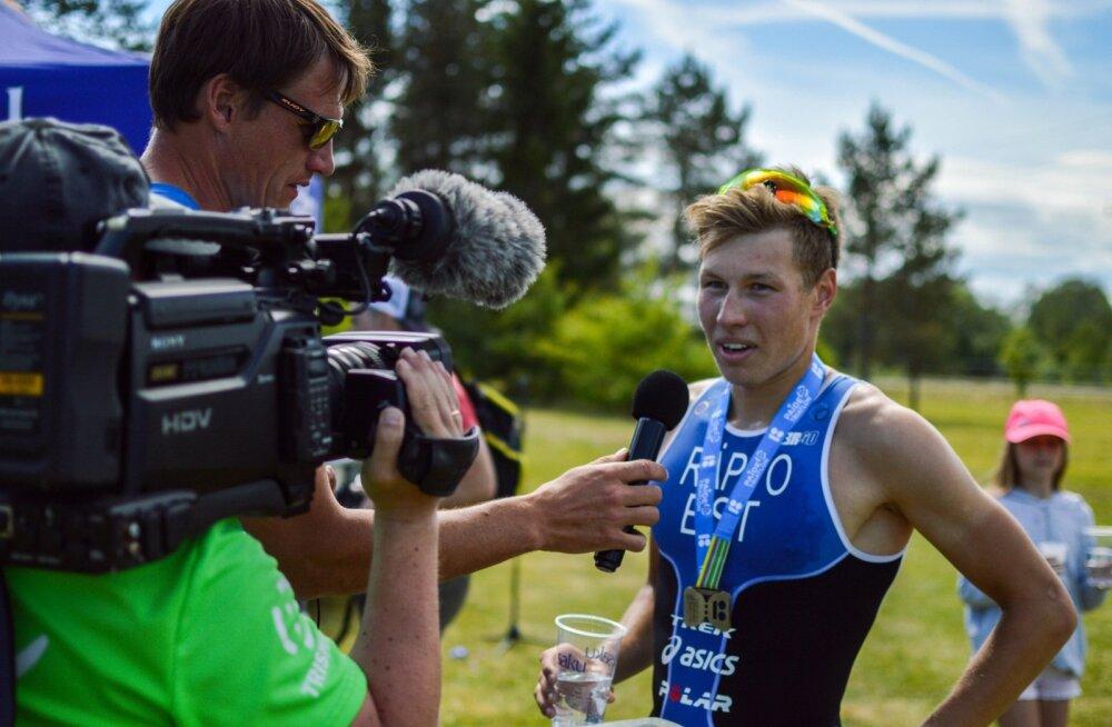 Henry Räppo võitjana finišis