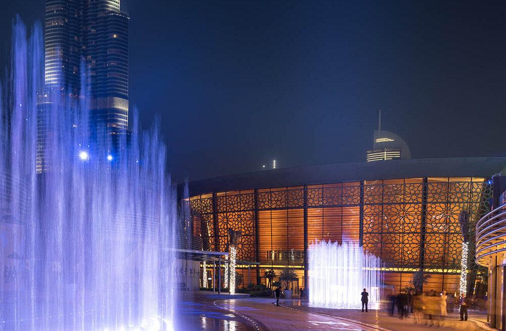 Tuntumad Dubai kõrghooned on eestlase müüdud klaasist