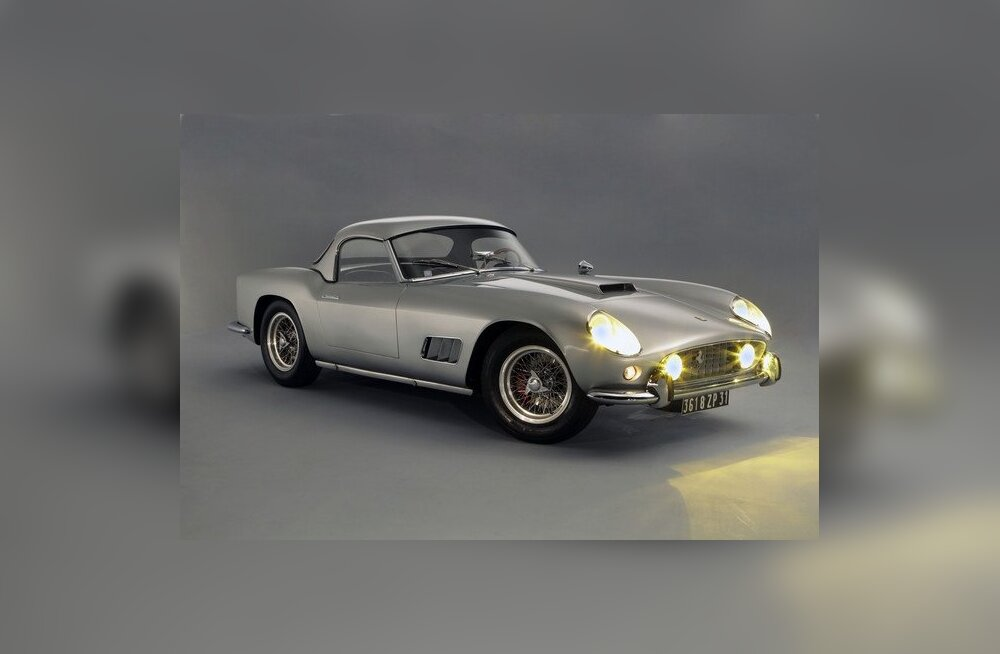Rariteetne Ferrari müüdi 11 miljoni dollari eest