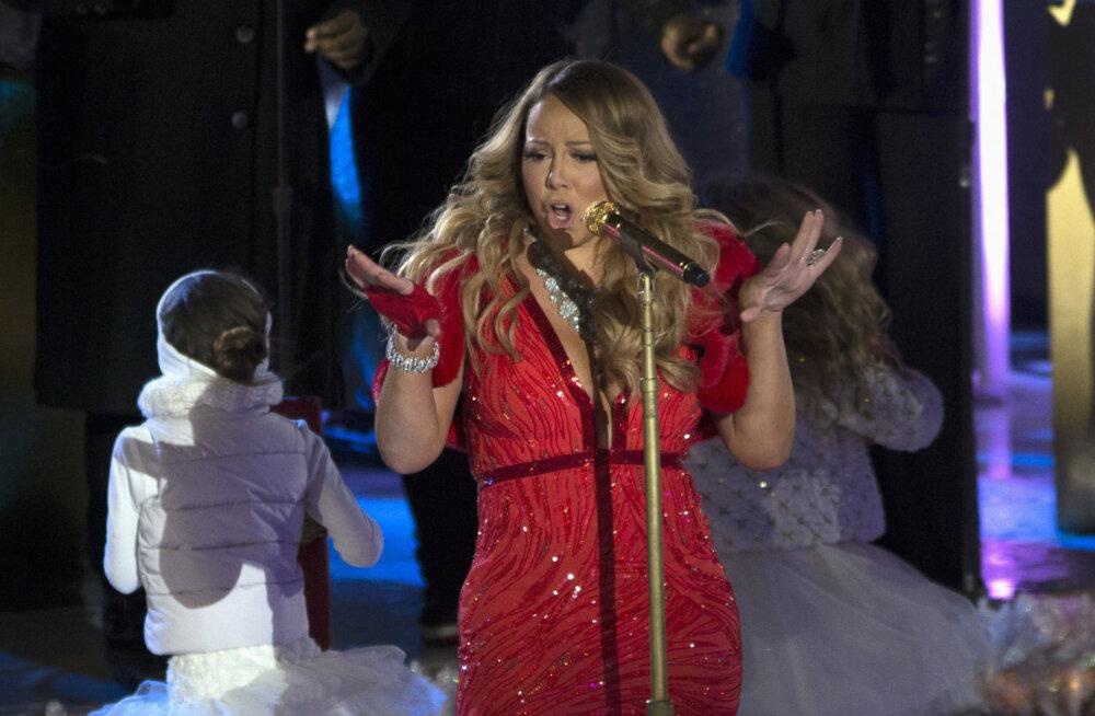 Mariah Carey teenib oma kuulsa jõuluhiti pealt igal aastal meeletu summa