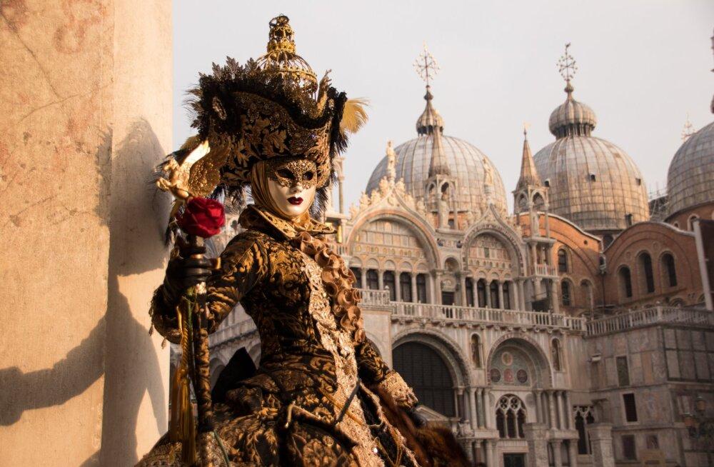 Karnevali ajaks Veneetsiasse? Edasi-tagasi lennud otse Tallinnast alates 110 €