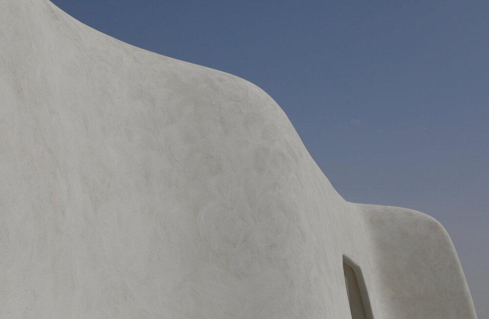 Katari kuningliku pere majale krohvitöid teinud firma osaleb EXPO-l