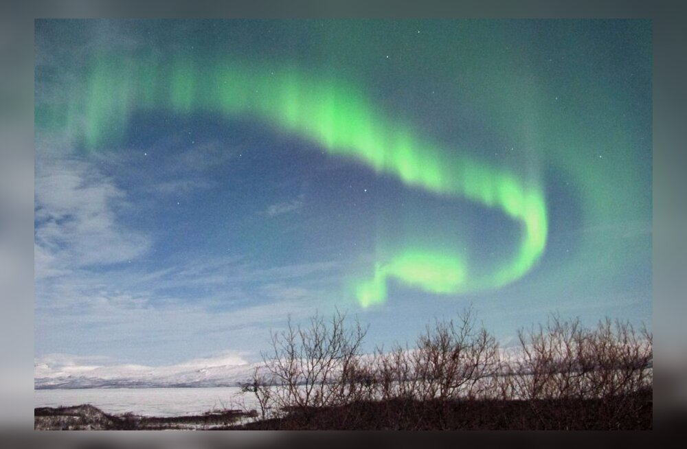 SWEDEN-SPACE-WEATHER