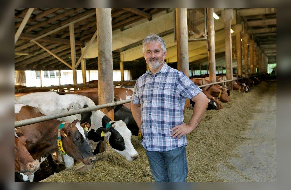 Aasta Põllumees 2013 kandidaat Tõnu Post