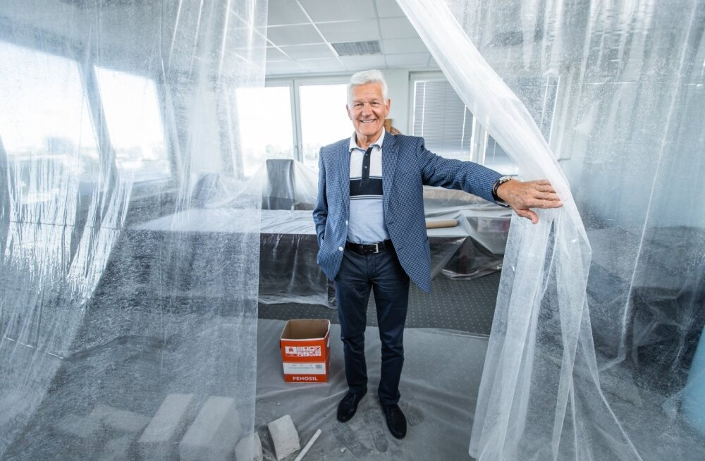 Enn Veskimägi otsustas firma tegevjuhtimisest loobuda juba poolteist aastat tagasi.