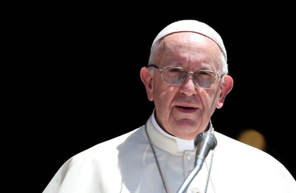Paavst Franciscus muutis katoliku kiriku õpetust surmanuhtluse kohta, mis on nüüd lubamatu