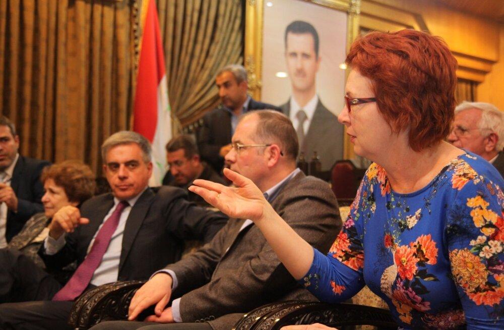Yana Toom Aleppos 11.03.17