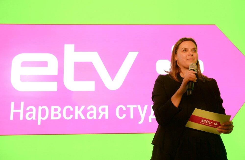 ETV+ avamine Narvas
