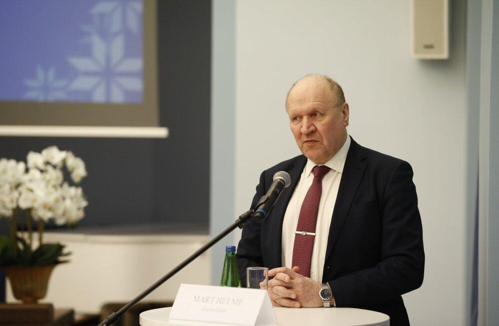 Март Хельме: работающие в аграрном секторе иностранцы смогут временно остаться в Эстонии